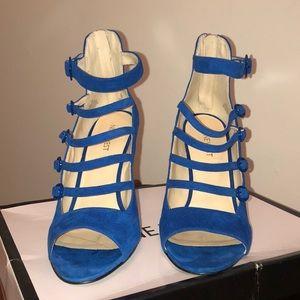 Nine West suede sandal